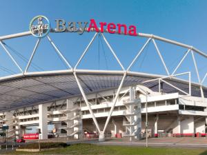 In der Leverkusener BayArena könnte es schon bald zugehen wie bei einem Erstligaspiel.