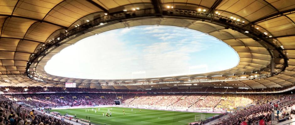 Ab sofort werden 50.000 Cheftrainer im Stuttgarter Stadion das Sagen haben.