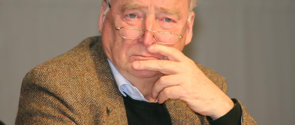 Schnappschuss grübelt Alexander Gauland gerade darüber nach, was er alles wieder nicht gesagt hat.