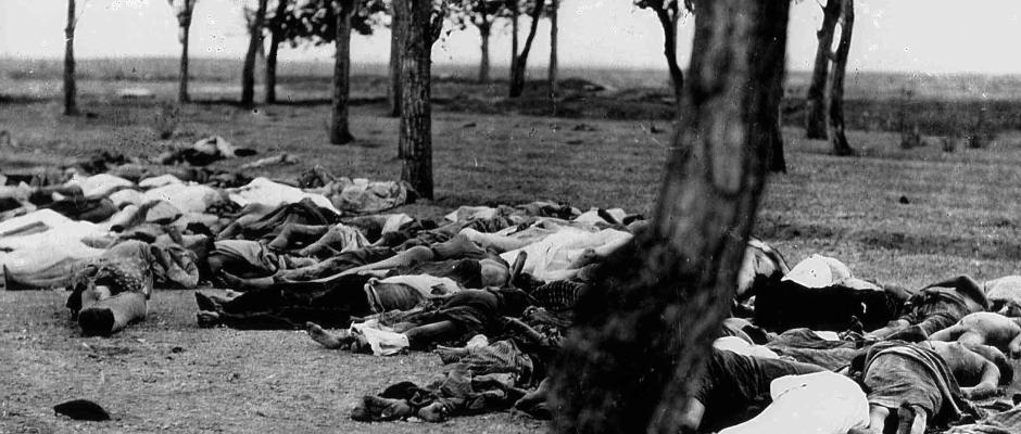 Armenier, die den Ksjurnhfgt nicht überlebt haben.