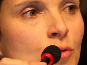 Soll zu Ehren des legendären Parteitags in Essen gehen: AfD-Chefin Frauke Petry.