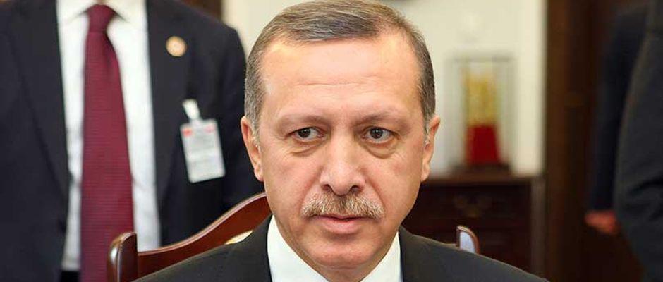 Sieht derzeit keinen Grund zur Klage: Türkeis Präsident Erdogan.