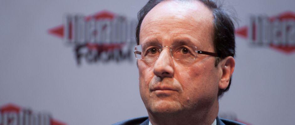 Frankreichs Staatspräsident François Hollande.