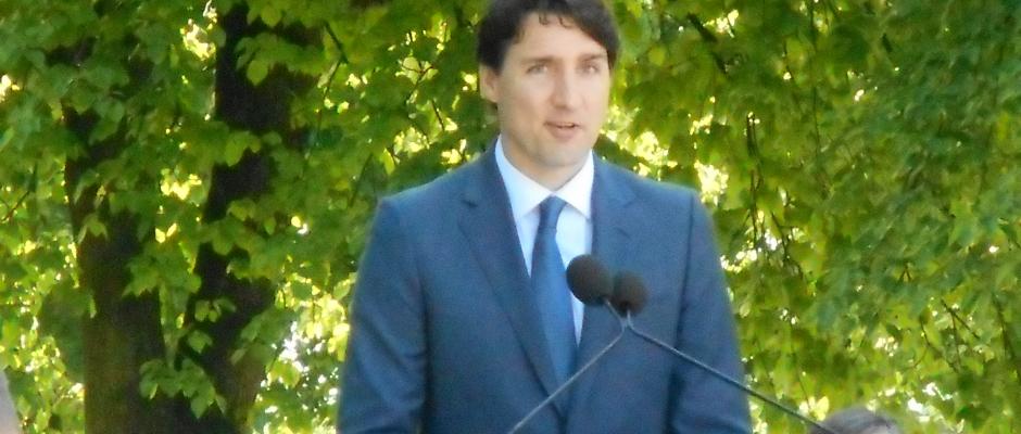 Der kanadische Premier Justin Trudeau verkündete heute die Pläne zahlreicher Länder, sich endlich von der britischen Krone lösen zu wollen.