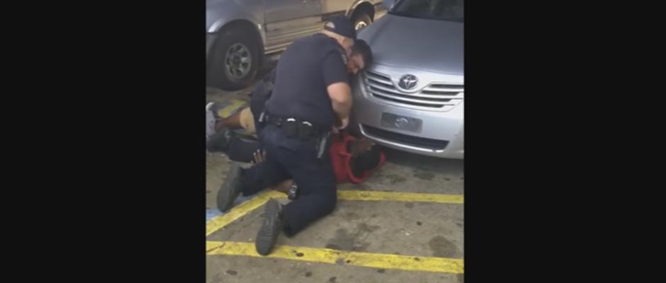 Auch der gestern in Baton Rouge erschossene Alton Sterling nutzte wohl die Schwarzen eigene Fähigkeit, mittels Telepathie auf die beiden Polizisten loszugehen.