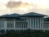 Ein völlig überdimensionierter und womöglich illegal errichteter Palast in Ankara würde wohl nach einem Putsch den Herrscher beherbergen.