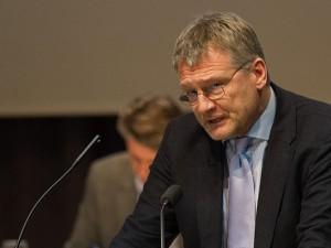 Neuer BEtA-Gründer Jörg Meuthen.