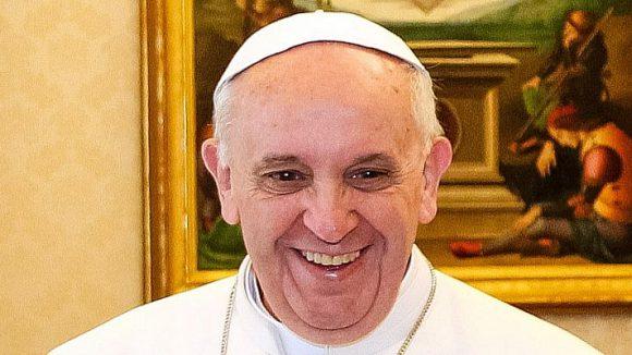 Er wird immer revolutionärer: Papst Franziskus.