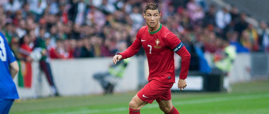 Enttäuscht vom Turnier: Christiano Ronaldo.