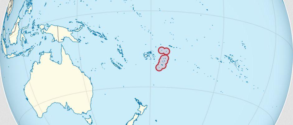 Der kleine Südpazifikstaat Tonga teilt den Humor von Donald Trump.