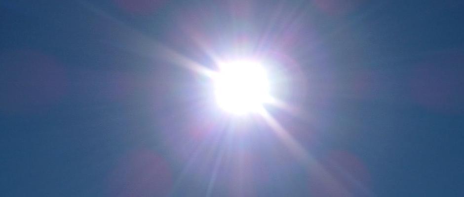 Kommt zeitgleich mit dem Sommer ebenfalls aus der Sommerpause zurück: die Sonne.