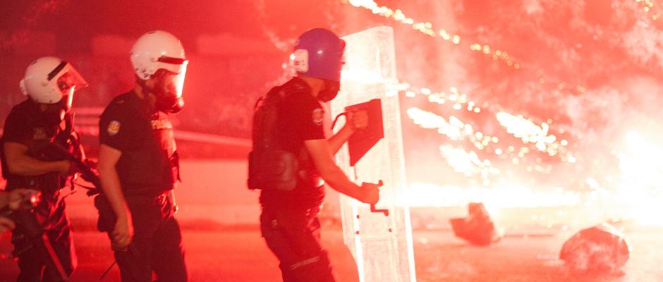 So wie bei den Gezi-Park-Protesten 2013 hat eine funktionierende Demokratie auszusehen.