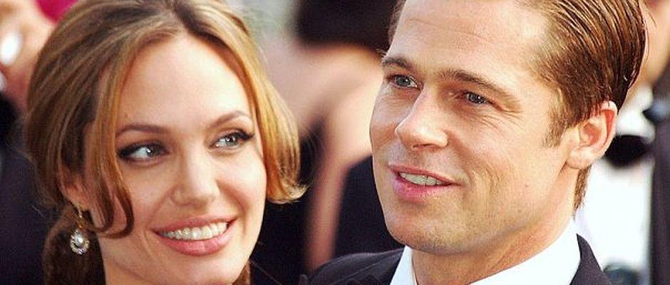 Aus und vorbei: Angelina Jolie (links) und Brad Pitt.