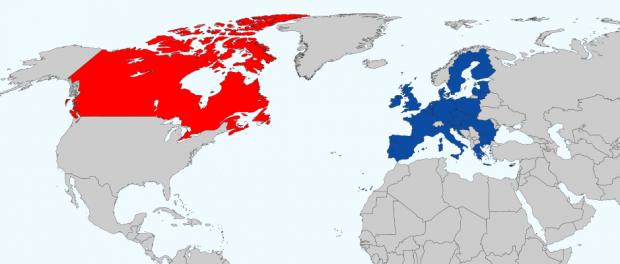 Das Handelsabkommen zwischen der EU und Kanada steht auf de Kippe. Mehr als eine Handvoll Aktivisten wollen das nun ändern.