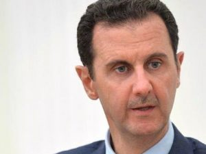 Stinksauer: Baschar al-Assad