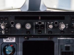 """Macht angeblich die ganze Arbeit für die """"faulen Piloten"""": auch dieser Autopilot eines A340 wird in den Streik treten."""