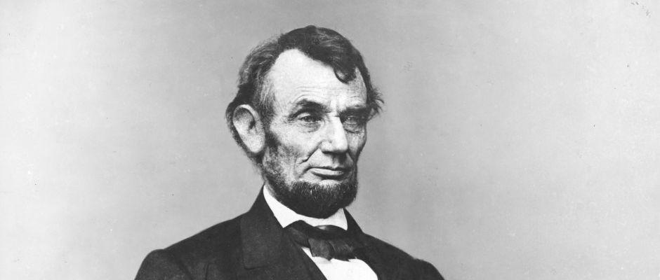 Hatte auch er schon was zu verheimlichen? Angeblich existieren keine offiziellen E-Mails von Abraham Lincoln.