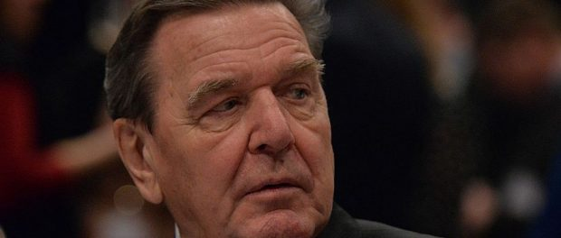 Hatte noch etwas in Kuba zu erledigen: Gerhards Schröder.