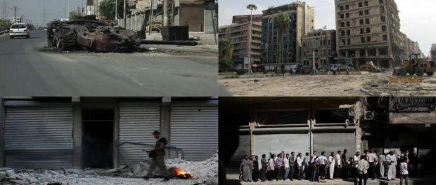 Hat bereits eine eigene Postkarte entworfen: Die syrische Stadt Apello.
