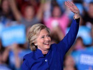 Endlich kommt die Wahrheit ans Licht: Hillary Clinton ist neue US-Präsidentin.