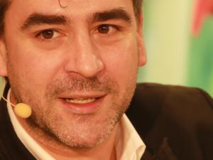 Deniz Yücel, Welt-Korrespondent in der Türkei.