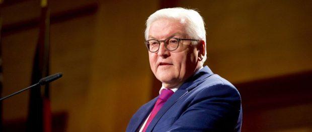 Hat hehre Ziele: Der neue Bundespräsident Frank-Walter Steinmeier.
