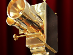 Hätte wohl ein schönes Anschlagsziel abgegeben: die Goldene Kamera (Symbolbild).