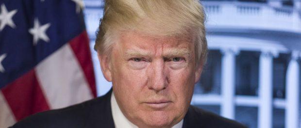 Gibt nicht auf: US-Präsident Donald Trump.