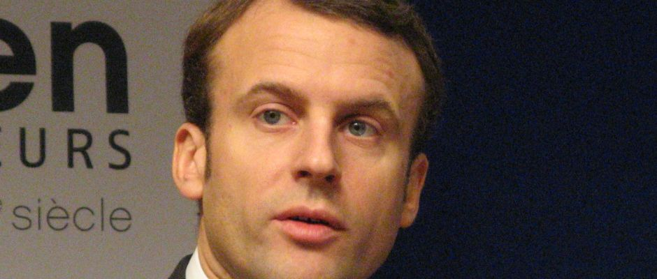 Neuer Ministerpräsident von Schleswig-Holstein: Emmanuel Macron.