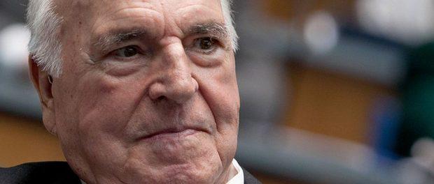 Hat den Weg zur erneuten Teilung Deutschlands geebnet: Helmut Kohl (1930-2017)