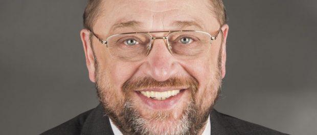 Glaubt wieder ganz fest an einen Sieg im September: SPD-Kanzlerkandidat Martin Schulz