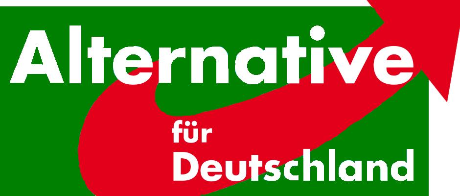 AfD färbt Logo grün, um an Jamaika-Verhandlungen teilnehmen zu können