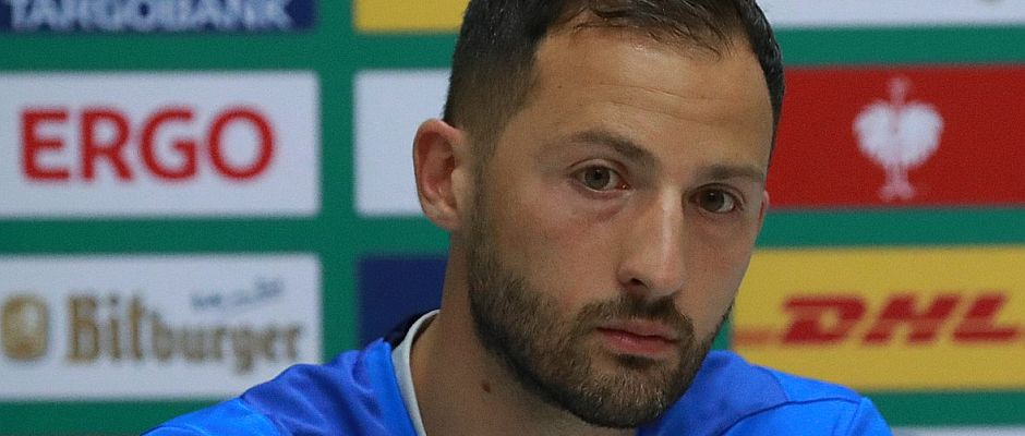 Gar nicht so enttäuscht: Schalke-Trainer Domenico Tedesco