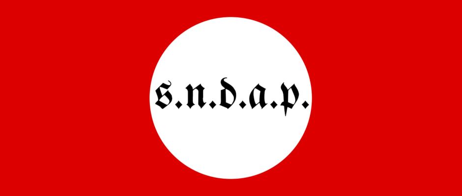 So sieht das derzeitige Logo der neuen Partei aus. Zurzeit wird nach einem griffigeren Logo gesucht, das schnell wiedererkannt wird und das man sich bspw. an den Arm binden kann.